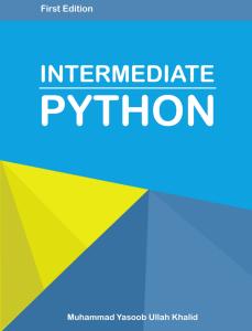 Intermediate Python - cover
