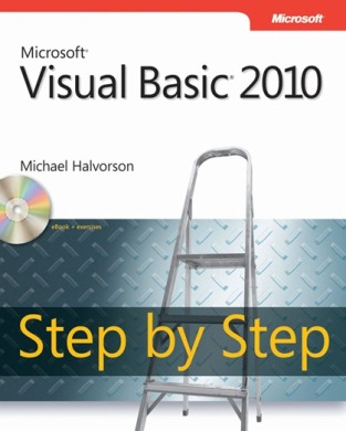 Step by Step Visual Basic 2010